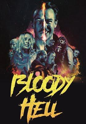 Bloody Hell (2021) English 720p AMZN HDRip 650MB Download