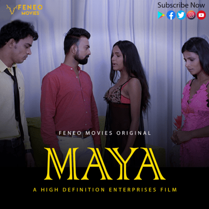 Maya 2020 S01E08 Hindi Feneomovies Web Series 720p HDRip 240MB Download