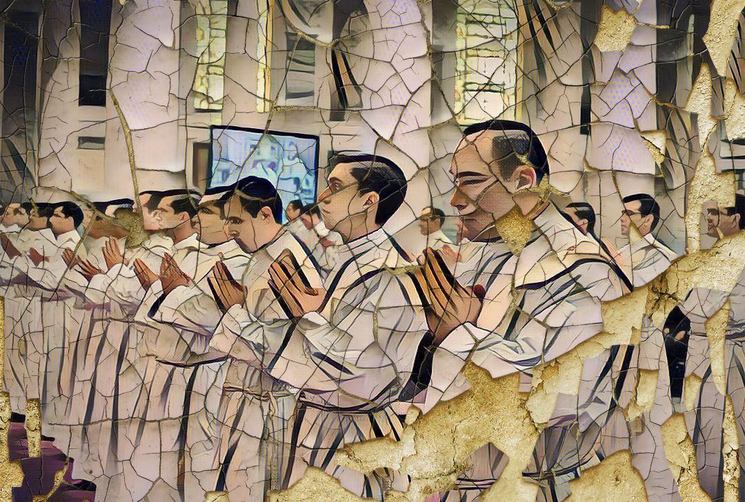 """La Iglesia y sus curas """"varones"""""""