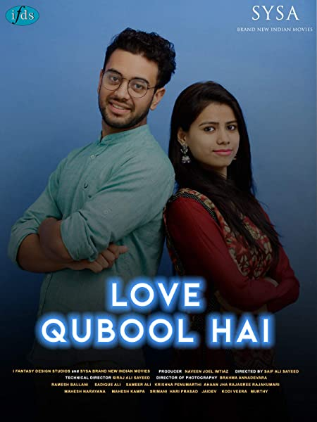 Love Qubool Hai 2020 Hindi 720p HDRip ESubs 650MB | 300MB Download