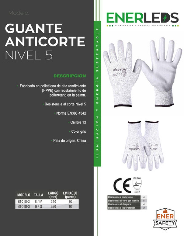 GUANTE-ANTICORTE-NIVEL-5