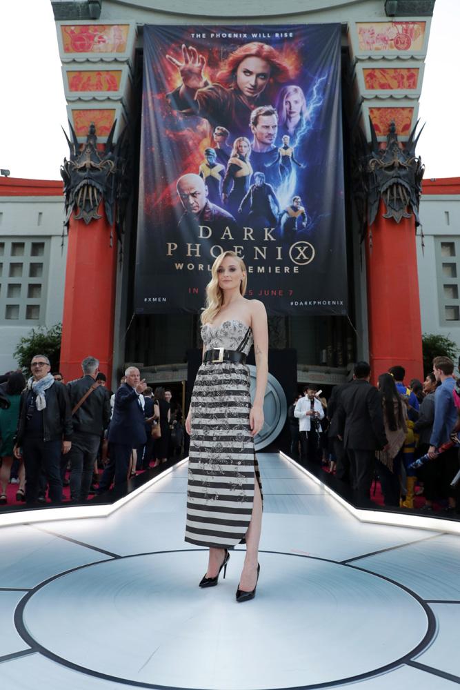 X-Men-Dark-Phoenix-Los-Angeles-Premiere-5