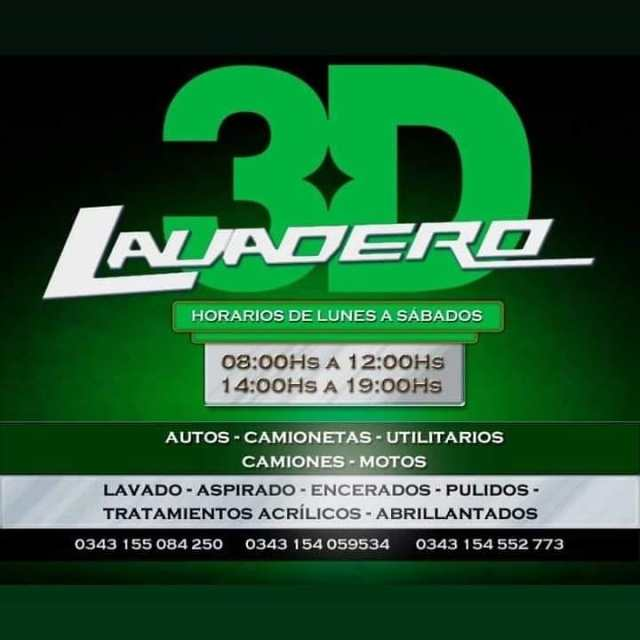 Lavadero-3-D
