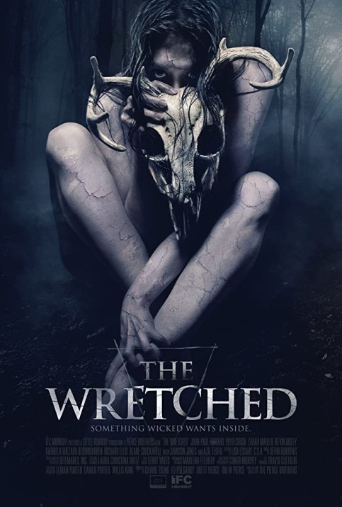 The Wretched 2020 Hindi ORG Dual Audio 720p BluRay ESubs 1GB | 350MB Download