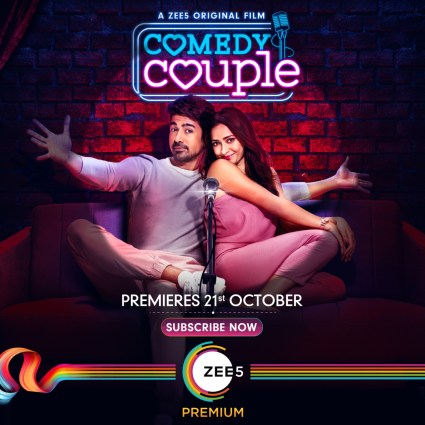 Comedy Couple 2020 Hindi 720p ZEE5 HDRip 800MB Watch Online