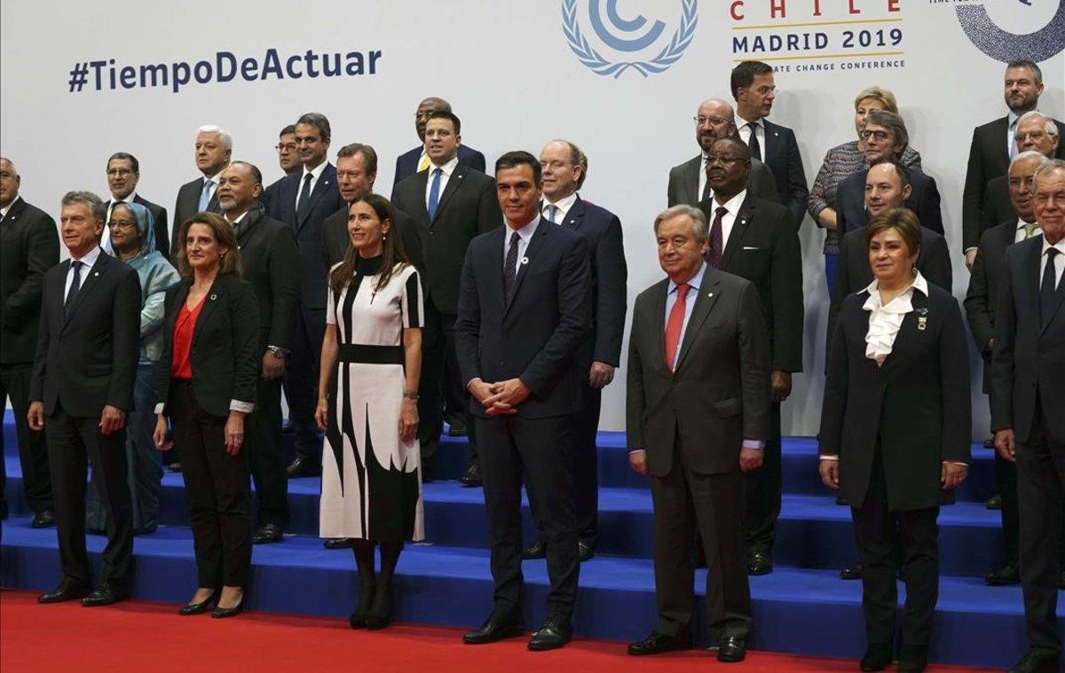 Reflexiones sobre la Cumbre Climática de Madrid