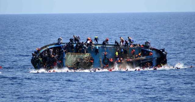 Las muertes en el mediterráneo suben un 179% en marzo