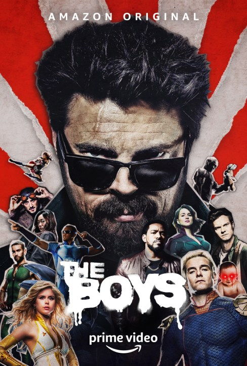 The Boys 2020 S02 Hindi Complete AMZN Web Series 720p HDRip 3.3GB | 1.5GB Download