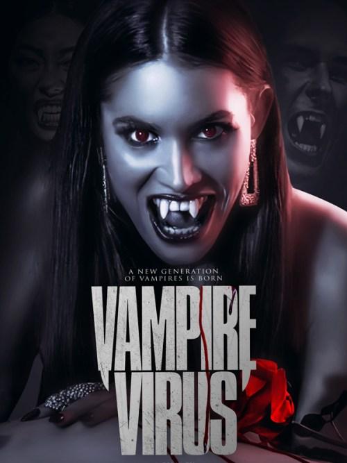 Vampire Virus 2020 English 720p HDRip 750MB