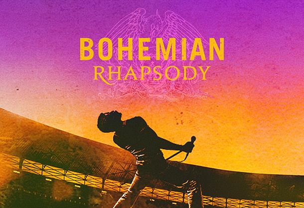 Portada de adaptación moderna del single 'Bohemian Rhapsody' contenido en el álbum A Night In The Opera