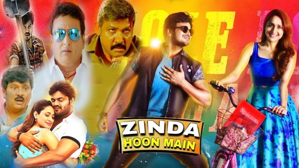 Zinda Hoon Mein (2018)  Hindi Dubbed Movie 720p