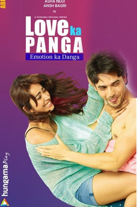 Love Ka Panga S01 2020 Hindi Complete Hungama Web Series 720p HDRip 800MB