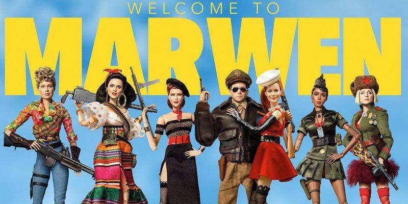 Benvenuti a Marwen: Carne o Plastica siamo tutti uguali
