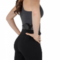2f8d4a11aff8e9 For women gun owners who like to dress comfortably while concealed carrying,  learning how to concealed carry in leggings is crucial.