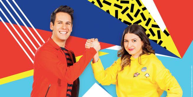 Disney Challenge Show – Me contro Te: un nuovo programma dal 20 maggio 2019