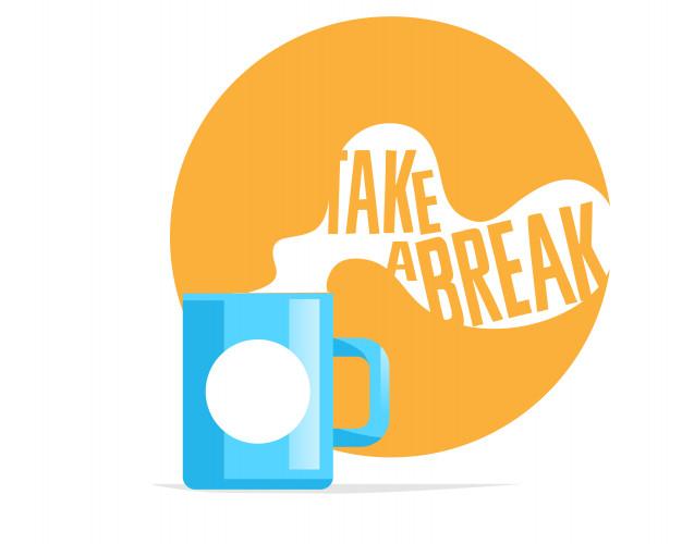 Take Regular Breaks, efficiency in the workplace, improve efficiency in the workplace, improving efficiency in the workplace, office 365 hacks, office hacks, ways to improve efficiency in the workplace