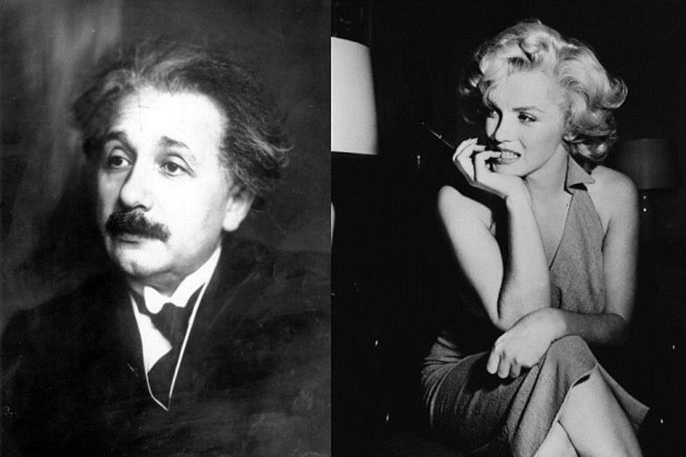 """Marilyn Monroe, """"la chica tonta"""" que tenía un coeficiente intelectual superior al de Einstein"""