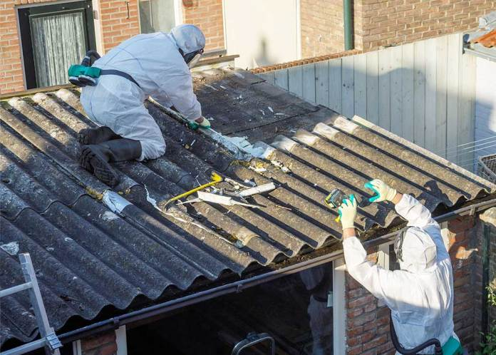 The Risk of Asbestos Poisoning at Home - Good BB