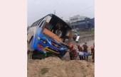 নাটোরে বাসচাপায় স্কুল শিক্ষকসহ ২ জন নিহত