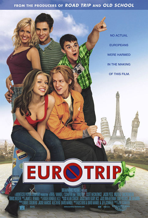 18+ EuroTrip 2004 English Hot Movie 720p BluRay 600MB DL