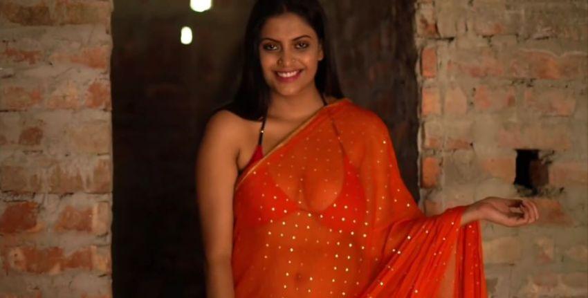 Megha-Saree-Part-2-Naari-Magazine-Full-Video-Free-10