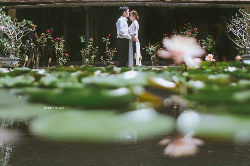 Uy Tran Studio, chụp ảnh cưới ở Huế