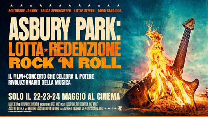 Ecco il trailer di ASBURY PARK: il film evento sulla straordinaria fucina del rock