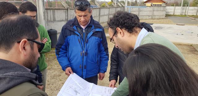 Municipio espera la pronta aprobación de los recursos para mejoramiento de planta de tratamiento de aguas servidas de San Nicolás.