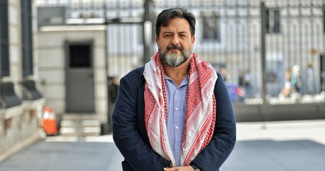 Vídeo | Manu Pineda, eurodiputado de Izquierda Unida: «El Parlamento Europeo debería asumir que su candidato Guaidó es un auténtico fraude»