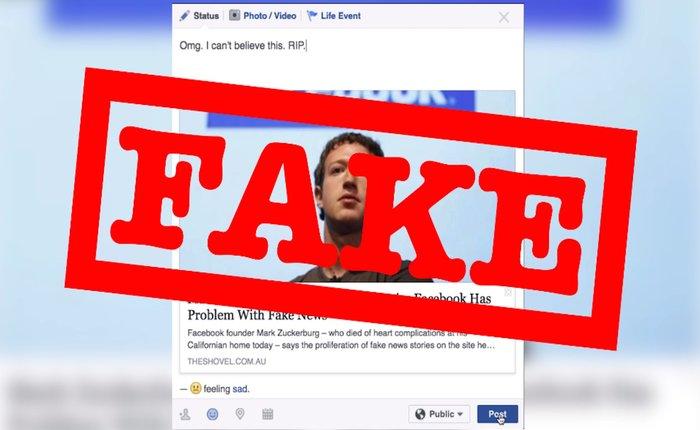 Facebook seguirá permitiendo noticias falsas, aunque solo si vienen de políticos