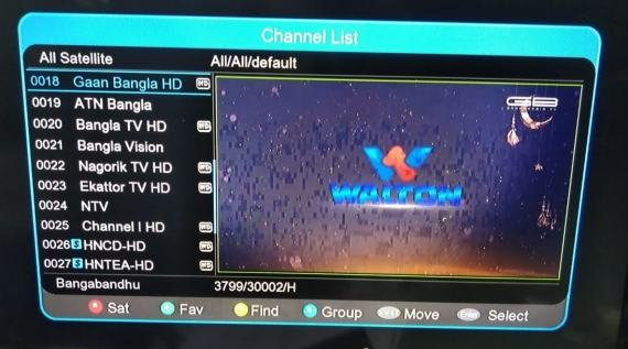 direct satellite tv software 4800 channels free download