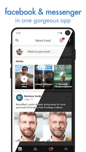 Swipe For Facebook Pro Apk Mod