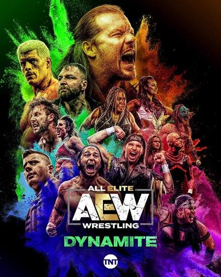 AEW Dynamite (7 Oct 2020) Full Show 720p HDTV 1.1GB