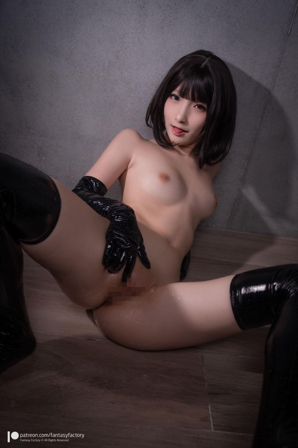 台湾超人気コスプレイヤーのエロ画像 小丁こまち Kochou2-038