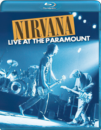 Nirvana Live at the Paramount (1991) [BDRip] [1080p] [Latino – Inglés]