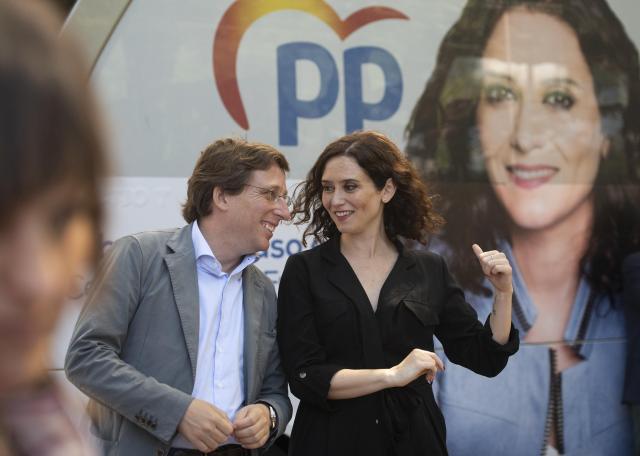 PP y Cs convierten Madrid en una agencia de colocación gastando 4,7 millones más al año