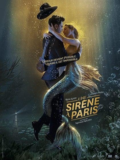 A Mermaid in Paris (2020) Dual Audio 720p HDRip 900MB