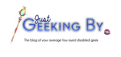 Just Geeking By Blog