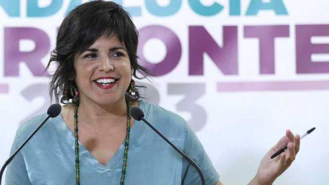 Vídeo | Teresa Rodríguez: «La sentencia de ERE es suficientemente grave como para que Susana Díaz tenga la decencia de dimitir»