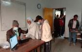 ৬০ পৌরসভায় ভোটগ্রহণ চলছে