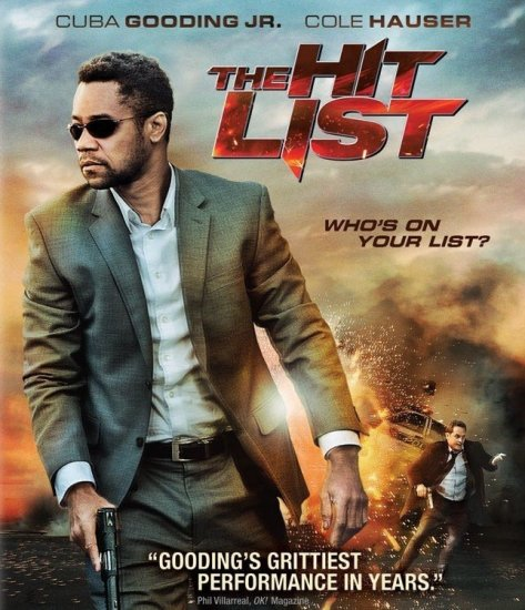 The Hit List Hindi Dubbed Movie 720p