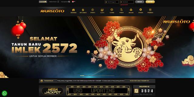 Situs Judi Slot Online Gampang Menang Rajasloto Profile Full Press Coverage Forum