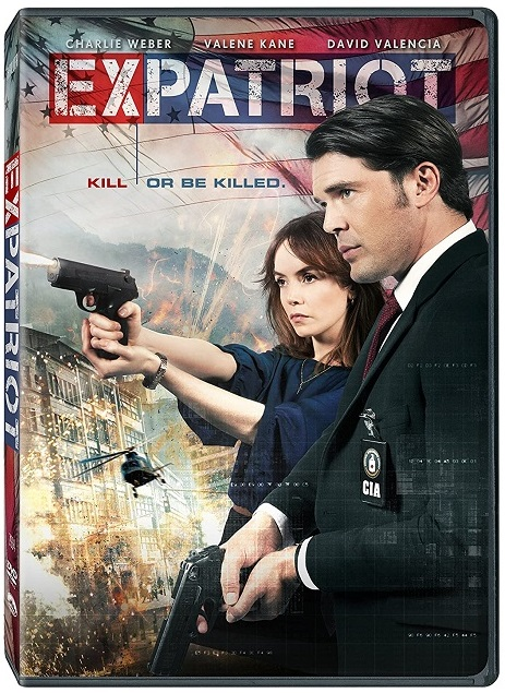 ExPatriot 2017 Hindi ORG Dual Audio 720p UNCUT HDRip ESub 950MB | 350MB Download