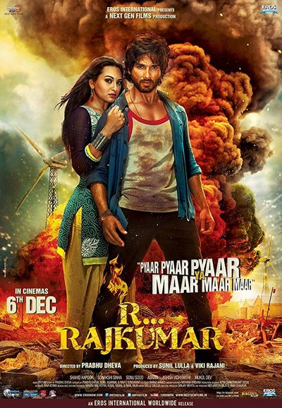 R… Rajkumar (2013) Hindi Movie 480p HDRip 600MB Watch Online