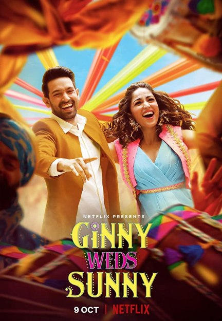 Ginny Weds Sunny 2020 Hindi 720p HDRip ESubs 850MB DL