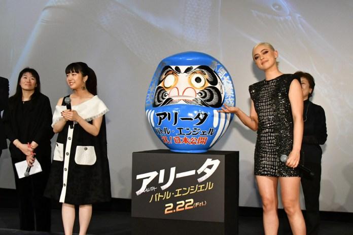 Alita-Battle-Angel-Tokyo-premiere-14