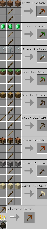 Better Pickaxes Mod - Mods - Minecraft - CurseForge