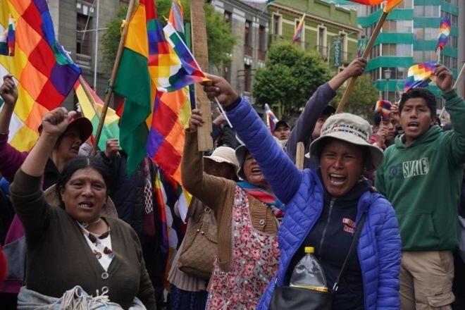 Impunidad golpista en Bolivia: matar a un indígena cuesta 7.184 dólares