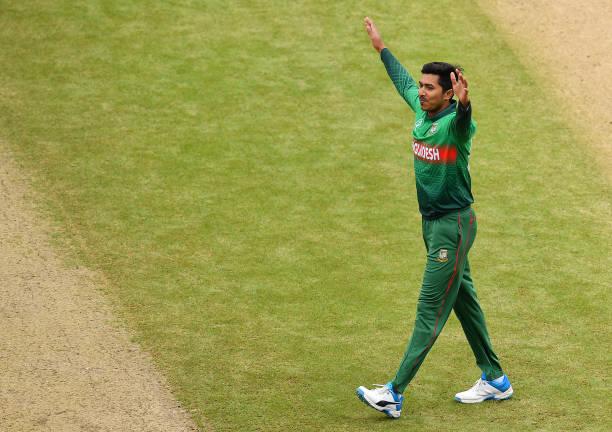 BIRMINGHAM-ENGLAND-JULY-02-Soumya-Sarkar-of-Bangladesh-celebrates-the-wicket-of-Rohit-Sharma-of-Indi