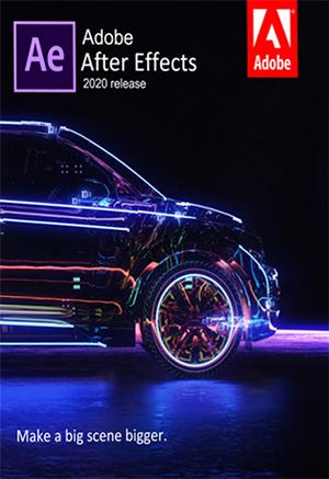 Adobe After Effects 2020 [x64] [Multilenguaje] [Pre-Activado]
